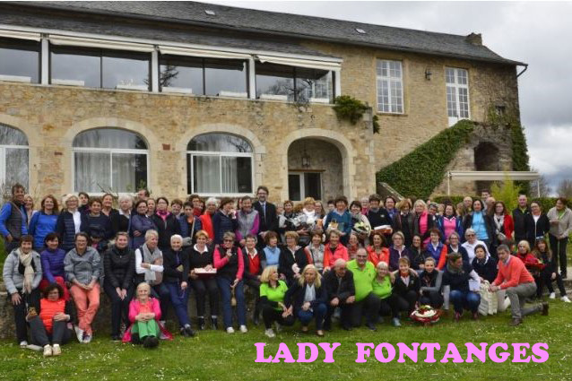 Lady Fontanges 2018