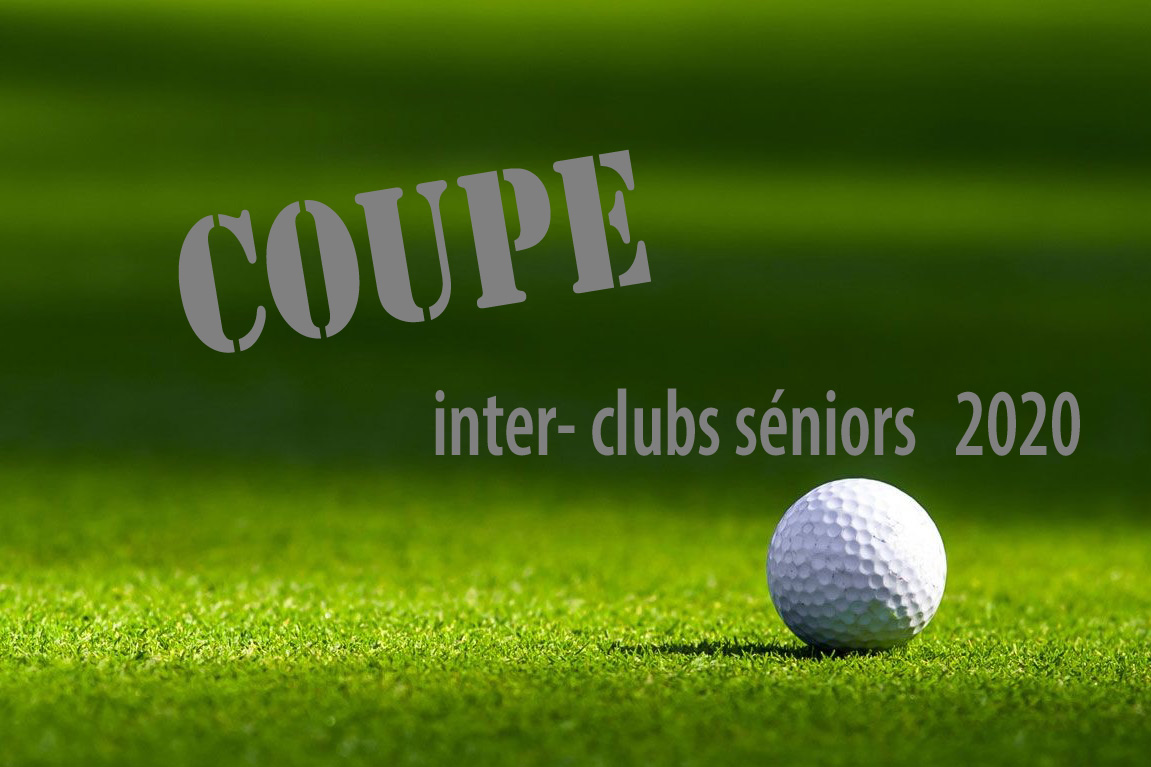 Coupe Inter-clubs séniors 2020